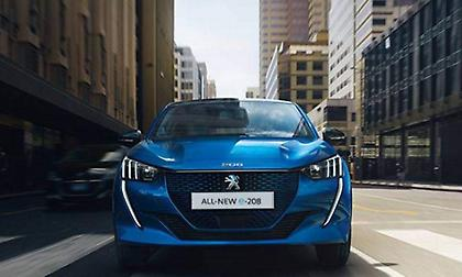 3πλή πρωτιά για την Peugeot στα Company Car and Van Awards 2020