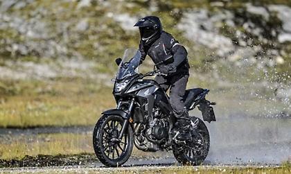 Δοκιμή Honda CB500X
