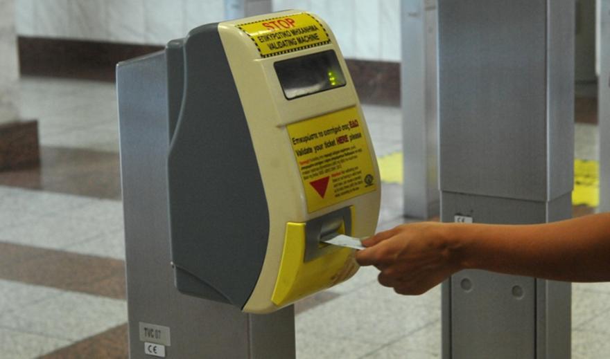 ΟΑΣΑ: Νέα «έξυπνα» εκδοτήρια - Φόρτιση κάρτας μέσω ίντερνετ και smartphone