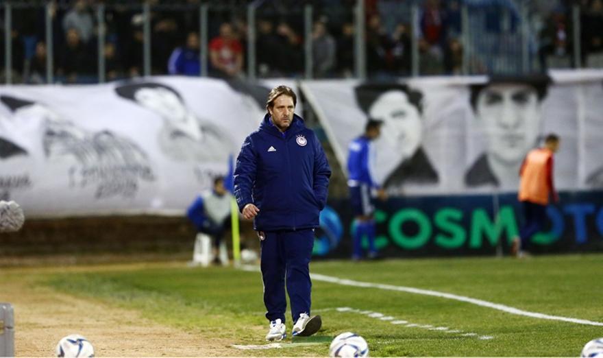 Νικολακόπουλος: «Mε 4-4-2 και Ραντζέλοβιτς δεξί μπακ κόντρα στον Πανιώνιο»