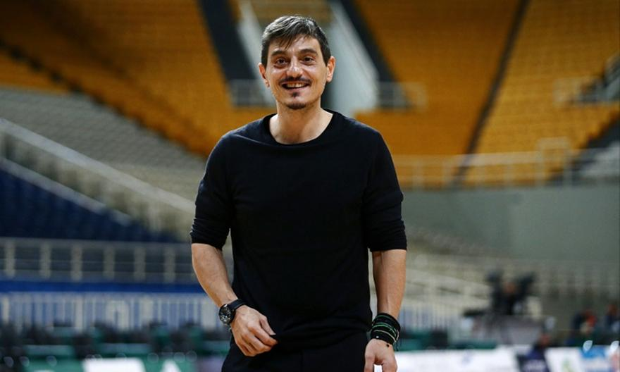 Γιαννακόπουλος: «Ο Παναθηναϊκός να ξαναγίνει πρωταθλητής σε όλα τα σπορ»