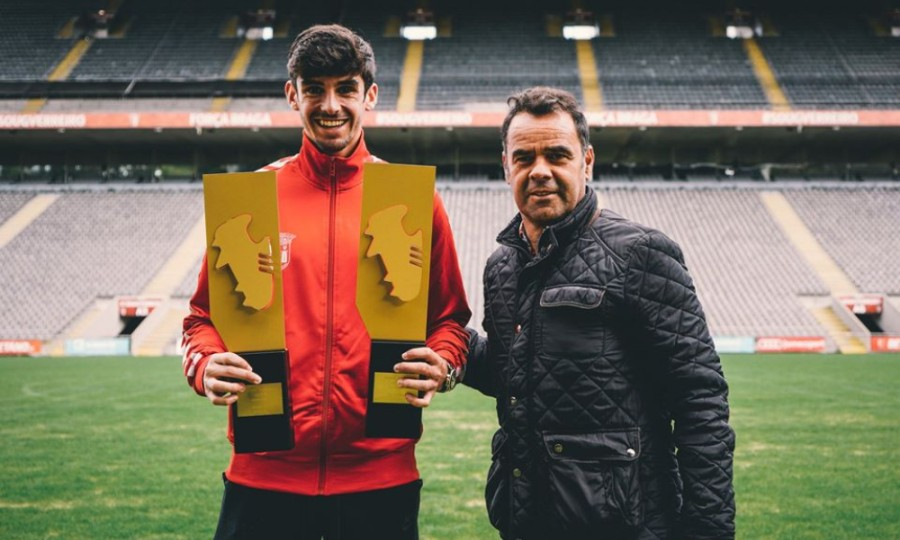 Καλύτερος νέος παίκτης του Ιανουαρίου στην Πορτογαλία ο Τρινκάο