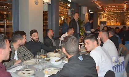 Δείπνο του Παπαϊωάννου στην Λαμία