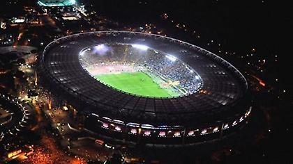 Σε 100 μέρες η πρώτη σέντρα του Euro 2020