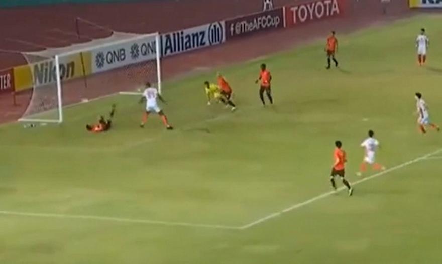Έχασε το άχαστο παίκτης στο Ασιατικό Κύπελλο