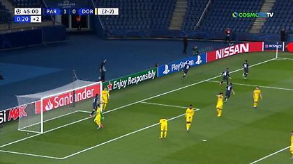 Ακόμη πιο κοντά στην πρόκριση η Παρί, 2-0 ο Μπερνάτ (video)