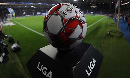 Οριστικό: Αναβολή στη Liga NOS