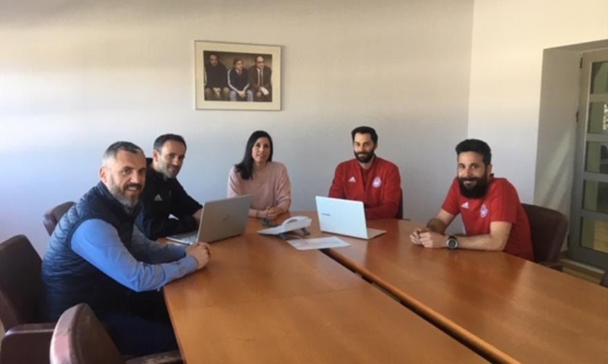 Πρόγραμμα e-learning από την Ακαδημία του Ολυμπιακού