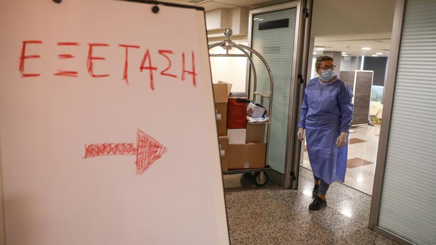 Κορωνοϊός: Στους 41 οι νεκροί στην Ελλάδα. Κατέληξε άνδρας στην Αλεξανδρούπολη