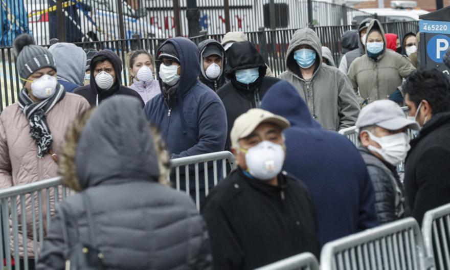 Νέα Υόρκη: 66.497 κρούσματα - Δραματική έκκληση του κυβερνήτη για βοήθεια