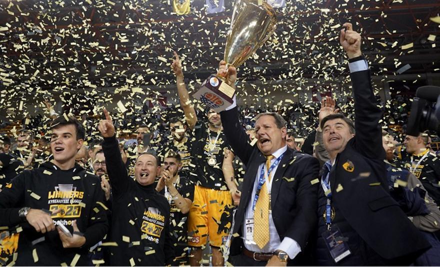 Το μη χείρον βέλτιστον από τη FIBA και η προφανής επιλογή για την ΑΕΚ