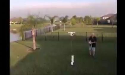 Απίστευτο: Άνδρας στις ΗΠΑ έστειλε ρολά χαρτιού υγείας μέσω drone (vid)