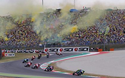 Επίσημη η αναβολή ακόμη δύο αγώνων στο Moto GP