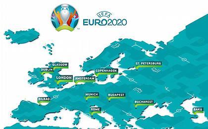 «Πιθανό να αντικατασταθούν διοργανώτριες πόλεις για το Euro 2020»