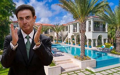 Πούλησε για 17 εκατ. δολάρια τη βίλα του στη Φλόριντα ο Πιτίνο