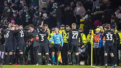 «Καμπάνα» τριών αγωνιστικών σε παίκτη της Κοπεγχάγης που απώθησε αστυνομικό