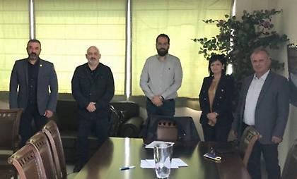 Υπογράφηκε η σύμβαση για τα έργα στο γήπεδο του Παναιτωλικού