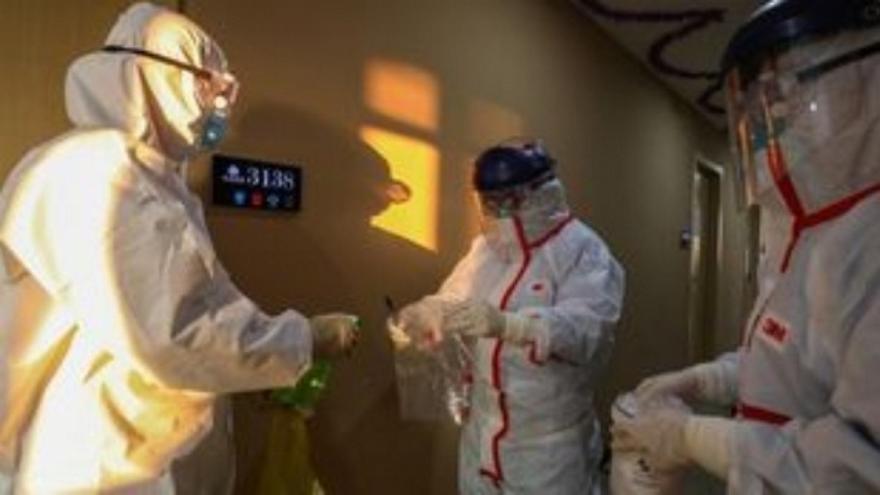 Ρωσία-κορωνοϊός: 5.642 νέα κρούσματα το τελευταίο 24ωρο, 52 οι νεκροί