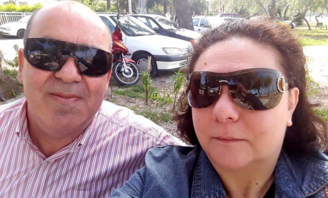 Έφυγε από τη ζωή η σύζυγος του ανταποκριτή του ΣΠΟΡ FM Αλέξη Διγενή