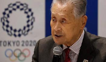 Μόρι: «Οι Ολυμπιακοί Αγώνες δεν υπάρχει πιθανότητα να αναβληθούν ξανά»
