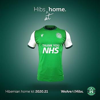 Η Χιμπέρνιαν αφιερώνει την κεντρική της διαφήμιση φανέλας στο σύστημα υγείας