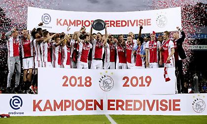 Eredivisie: Οριστικά παύλα για τον πρωταθλητή και χωρίς υποβιβασμούς!