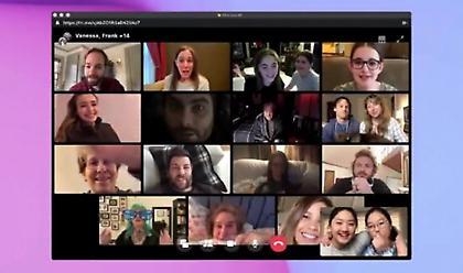Στην αντεπίθεση το Facebook: Απάντηση στο zoom με βιντεοδιασκέψεις στο Messenger