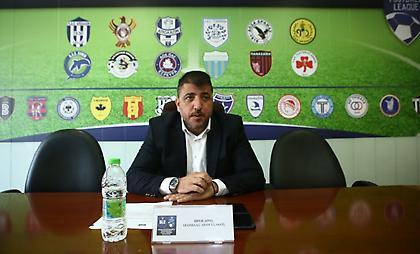 Τηλεδιάσκεψη την Τρίτη μεταξύ Super League 2 και Αυγενάκη