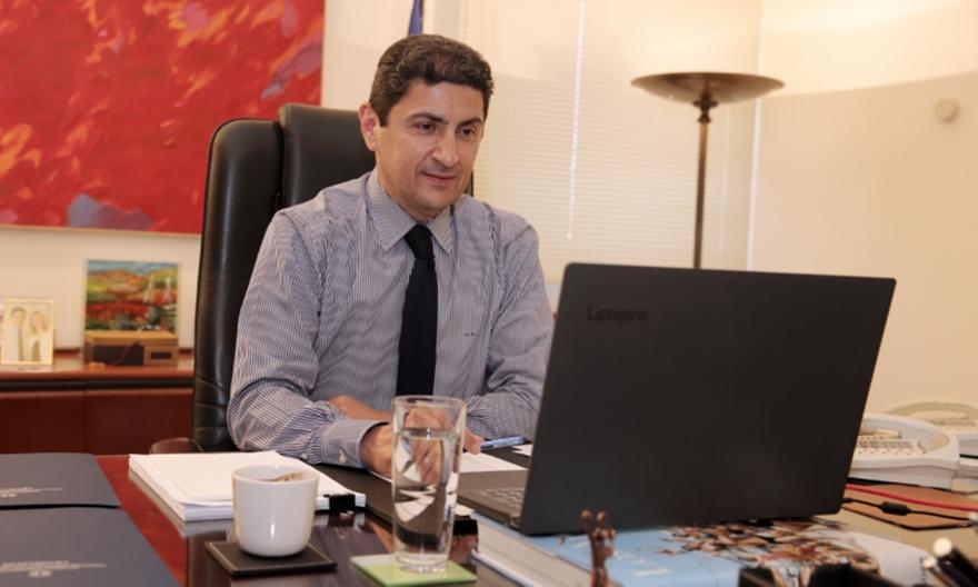 Σήμερα ανακοινώνει ο Αυγενάκης τα ειδικά μέτρα για τον αθλητισμό