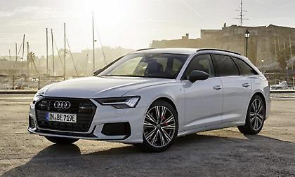 Nέο Audi A6 Avant TFSI e quattro με 367 ίππους