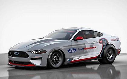 Η Ford Performance παρουσιάζει την αμιγώς ηλεκτρική Mustang Cobra Jet 1400