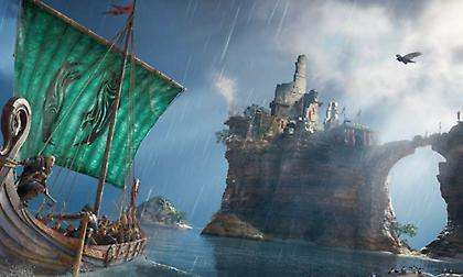 Το πρώτο τρέιλερ του Assassin's Creed Valhalla (video)