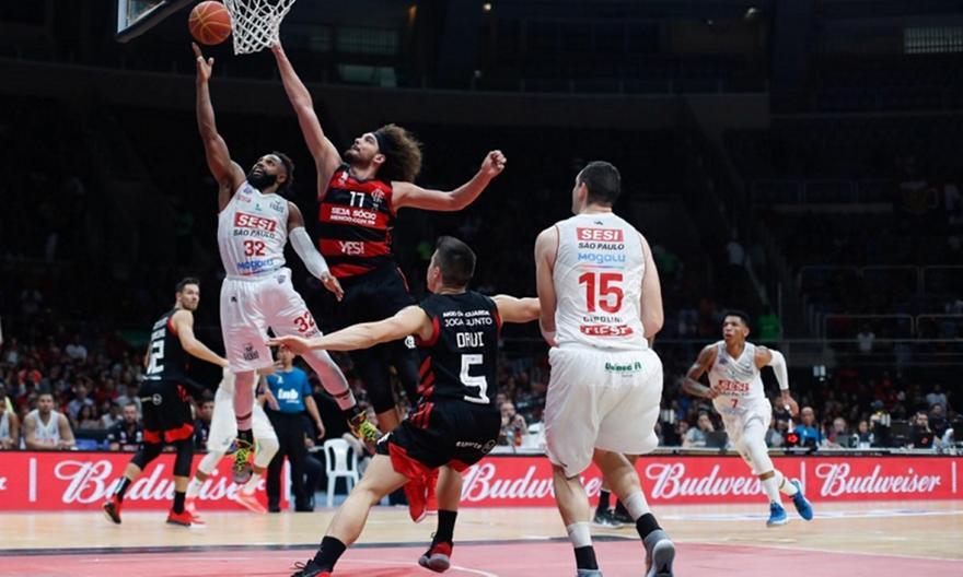 Οριστικό «λουκέτο» στο πρωτάθλημα μπάσκετ της Βραζιλίας