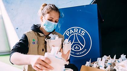 Δωρεά 100.000 ευρώ από την Παρί στη μάχη κατά της πανδημίας