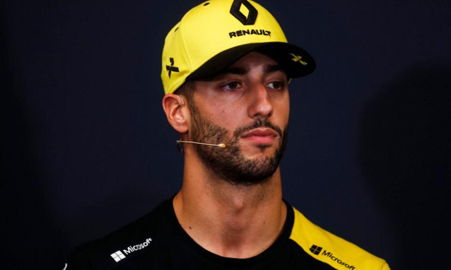 Επίσημο: Ρικιάρντο αντί Σάινθ στη McLaren από το 2021