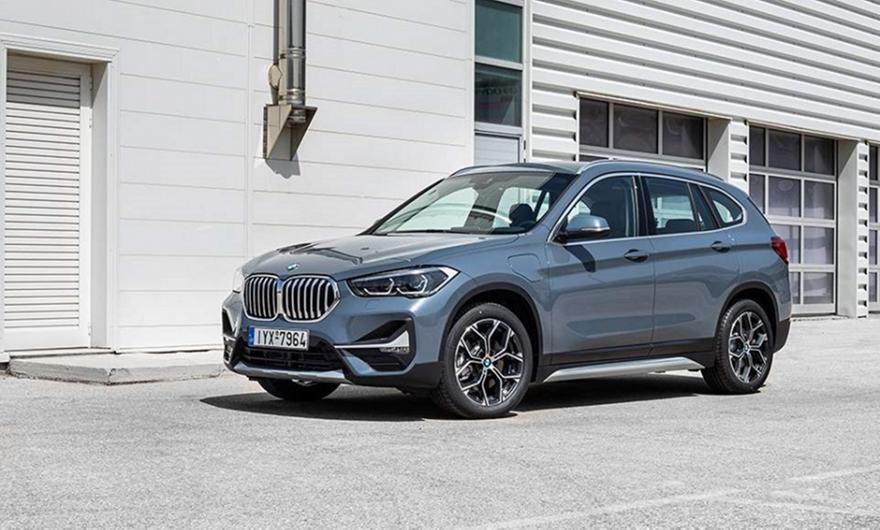 Νέα BMW X1 xDrive25e: Ηλεκτροκίνητη και τετρακίνητη