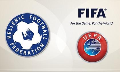 Επίσημο: «Έδωσε» τον Αυγενάκη σε FIFA-UEFA η ΕΠΟ και ζητεί άμεση παρέμβαση!