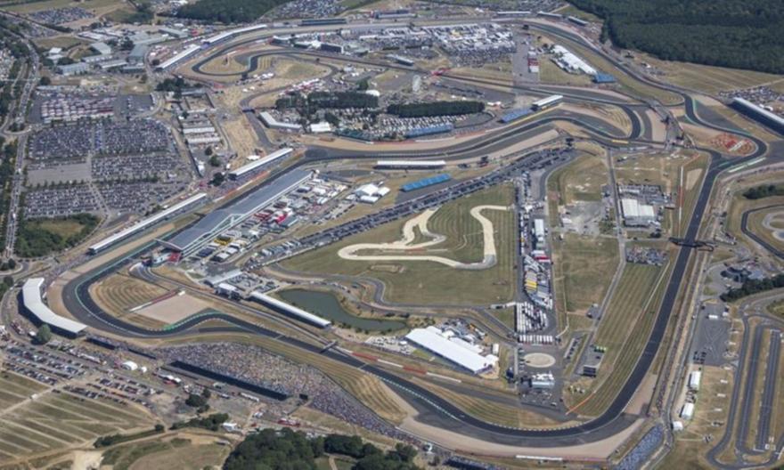 Δύο «κολλητά» Grand Prix στο Σίλβερστοουν Ιούλη και Αύγουστο