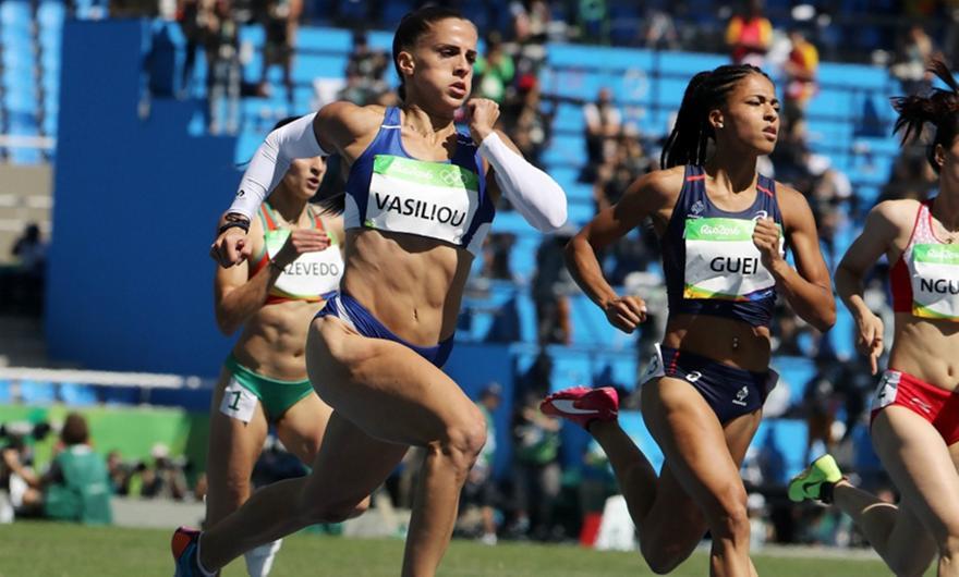 Συνεχίζει για την Ολυμπιακή πρόκριση η Βασιλείου