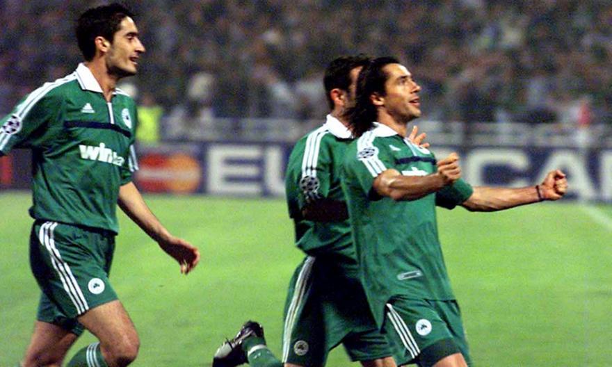 Η UEFA θυμήθηκε την γκολάρα του Σόουζα με Γιουβέντους (video)