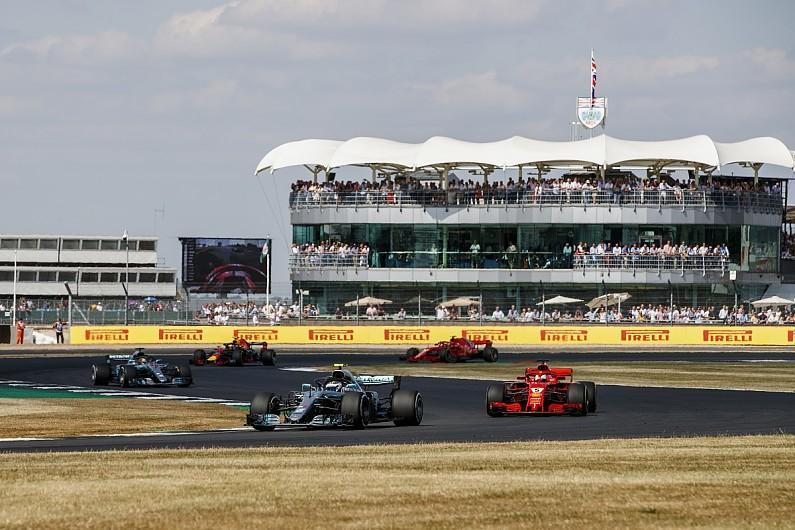 «Χλωμό» το Grand Prix του Σίλβερστοουν