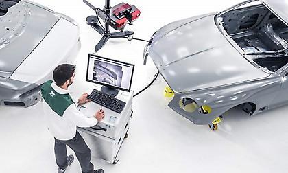 Πώς λειτουργεί το εργοστάσιο της Bentley;