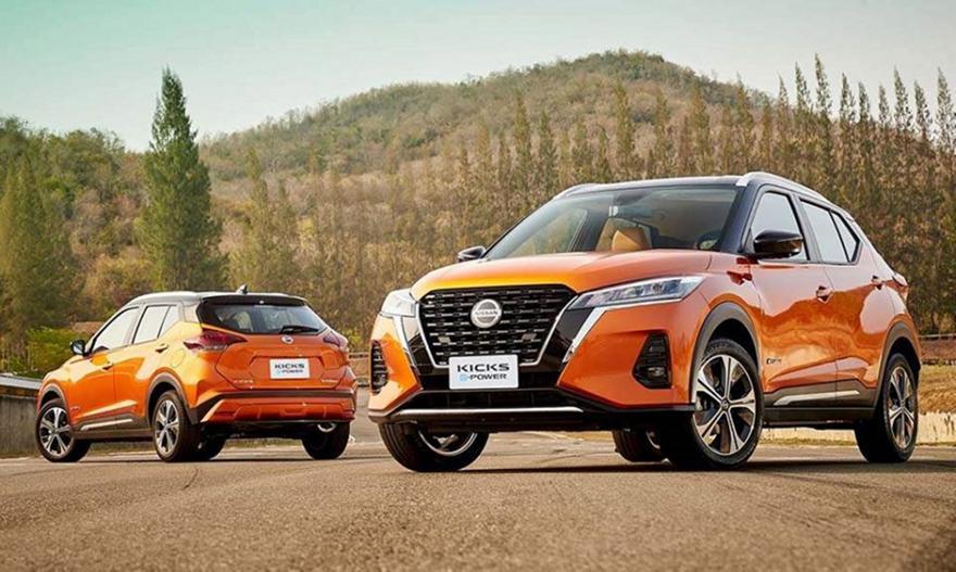 Η Nissan λανσάρει το ολοκαίνουργιο Kicks e-POWER