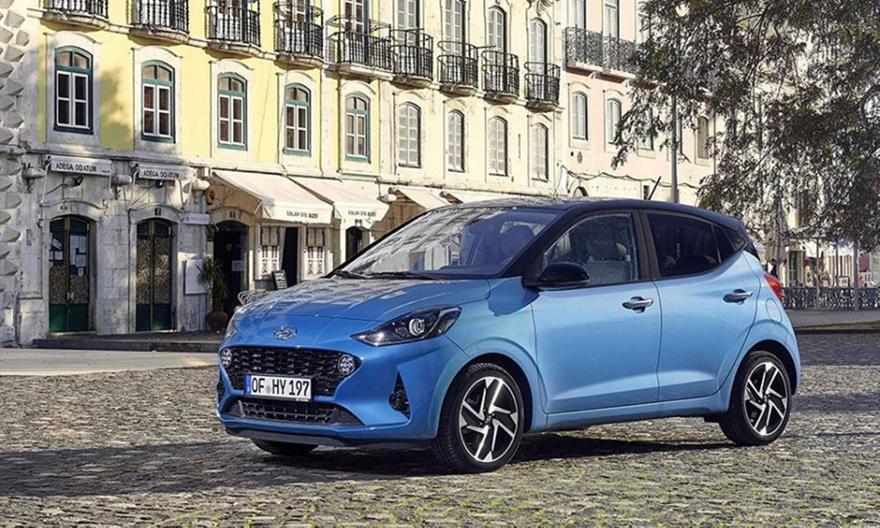 Η ασφάλεια του νέου Hyundai i10... ξεφεύγει από την κατηγορία