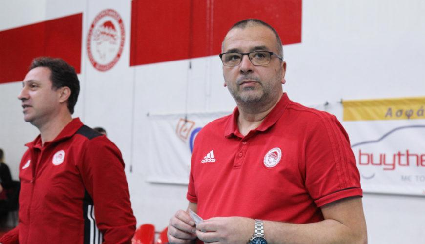 Κοβάτσεβιτς: «Θα γυρίσω κάποια μέρα στον Ολυμπιακό»