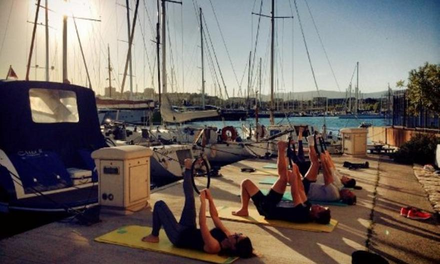 Υπαίθρια γυμναστική για ιστιοπλόους με πρωτοβουλία της Ιστιοπλοϊκής Ομοσπονδίας