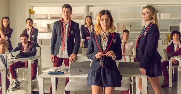 Elite: Ανακοινώθηκε η τέταρτη σεζόν από το Netflix!
