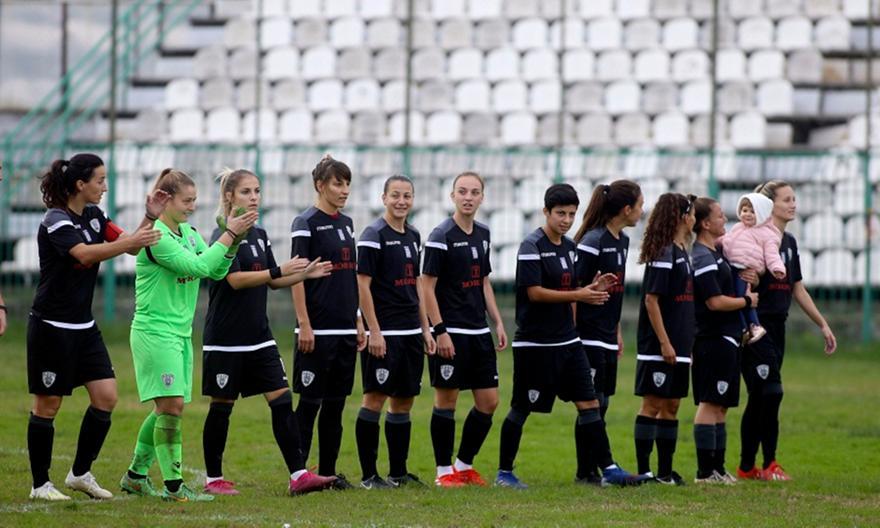 Πρωταθλητής ο ΠΑΟΚ στο ποδόσφαιρο γυναικών