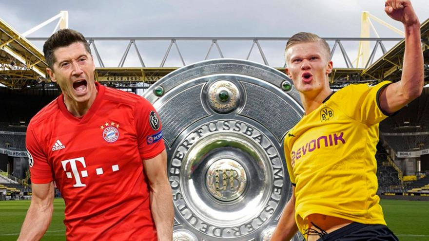 Ημέρα… τελικού στην Bundesliga