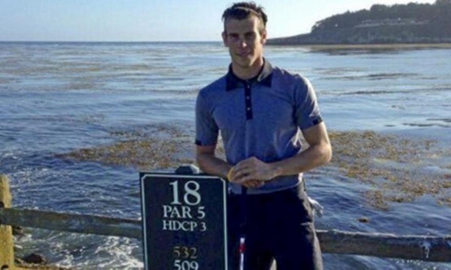 Μπέιλ: «Και ο Στέφ Κάρι παίζει γκολφ τις ημέρες των αγώνων, αλλά μόνο εγώ σας πειράζω»
